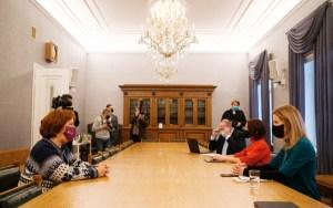 Кая Каллас: направим дополнительные деньги на изучение эстонского языка в детских садах