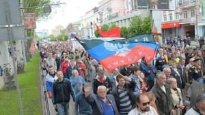 Доктрину «Русский Донбасс» обсуждают на форуме в Донецке