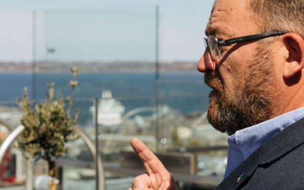 Нейнар Сели стал почетным гражданином Тарту