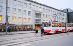 Движение трамваев в направлении Кадриорга остановится на полтора месяца