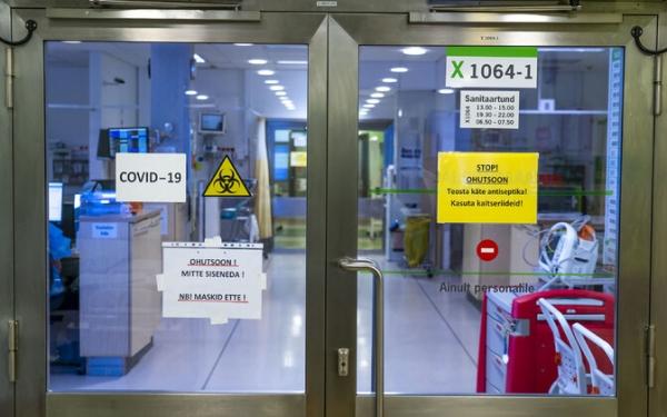 В Эстонии добавилось 357 новых случаев заражения коронавирусом