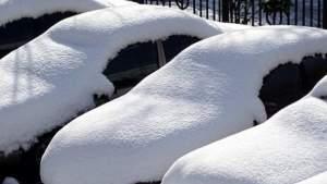 К субботе Латвию основательно завалит снегом