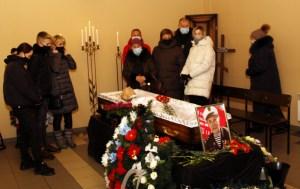 В Эстонии проводили в последний путь легендарного ветерана-морпеха Александра Михайловича Разгуляева