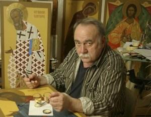 Художник Сергей Викентьевич Минин сегодня празднует свой 67-ой день рождения