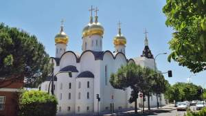 Православный собор назвали одним из красивейших храмов Мадрида