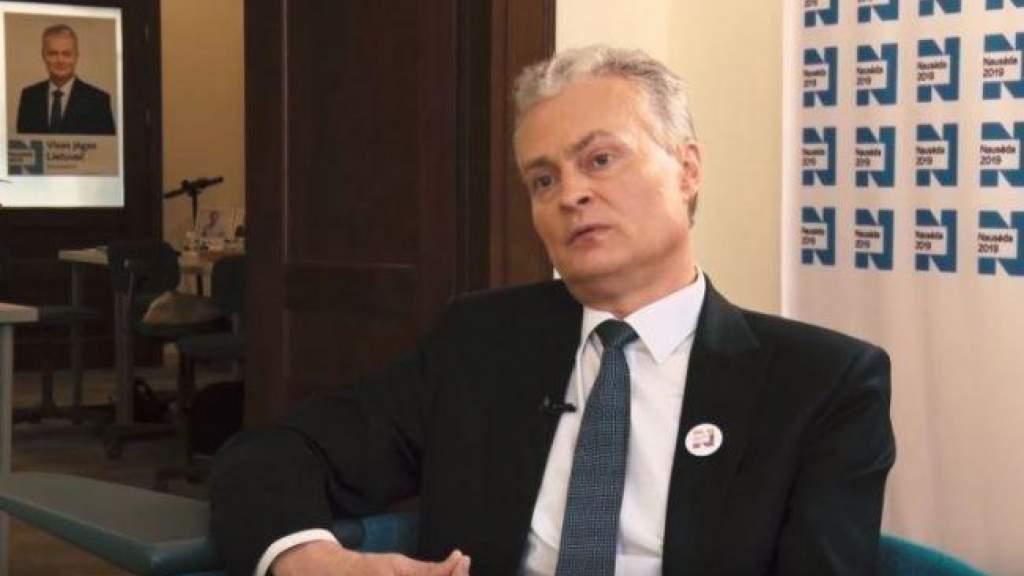 Президент Литвы подчеркивает важность мирной передачи власти в США