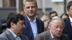 Р. Шимашюс предложит присвоить В. Ландсбергису звание почетного гражданина Вильнюса