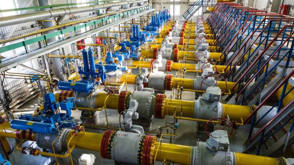 Российский газ не пойдёт напрямую на Украину