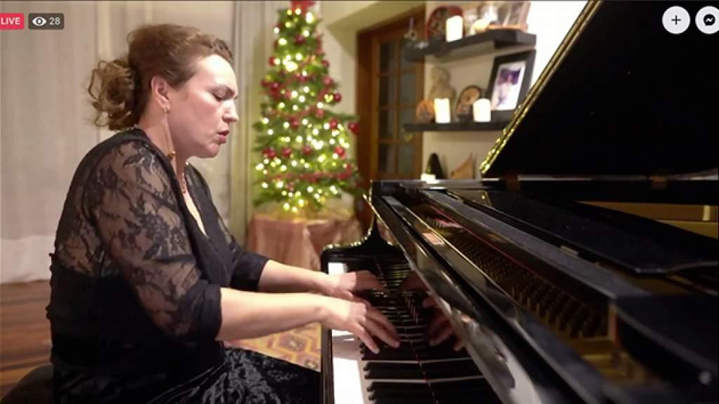 Русский центр в Берлине организовал онлайн-трансляцию рождественского концерта