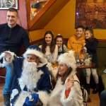 Русский Дед Мороз поздравил с праздниками сербские семьи