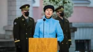 Станет ли Керсти Кальюлайд президентом во второй раз?