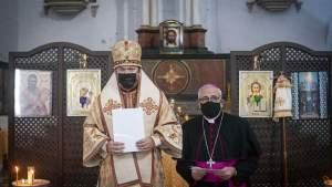 Старинный храм в Гранаде передали русской православной общине