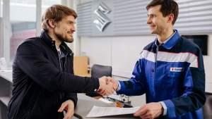 Suzuki продлевает гарантию на автомобили в России
