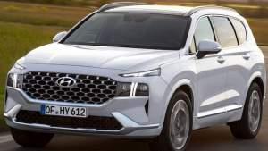 Свежий Hyundai Santa Fe приедет в Россию с новыми моторами