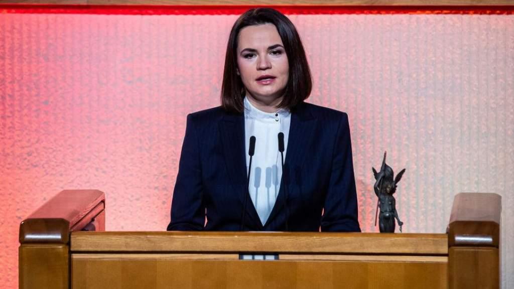 Тихановская попросила помощи ОБСЕ для безопасного приезда в Белоруссию
