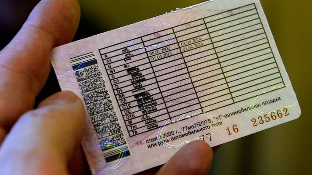 В России готовят замену бумажных водительских «прав» на электронные