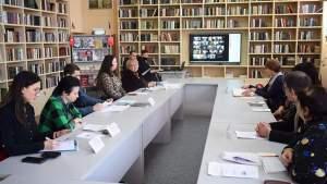 В Русском центре говорили об истории промышленности Луганщины
