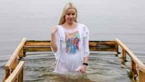 Вера: Сегодня православные отмечают Крещение Господне