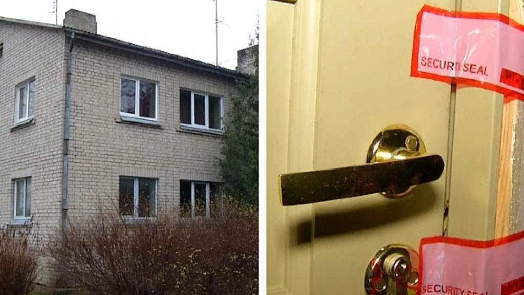 Жуть в Варвской волости:женщина зарубила топором сожителя за день до Нового года