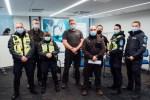Началась вакцинация спасателей и полицейских