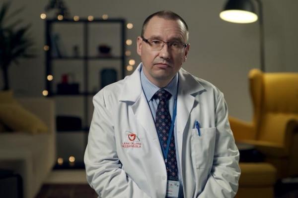 Аркадий Попов о награде от президента: это заслуга всех моих коллег