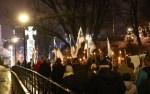 В Таллинне состоялось факельное шествие EKRE