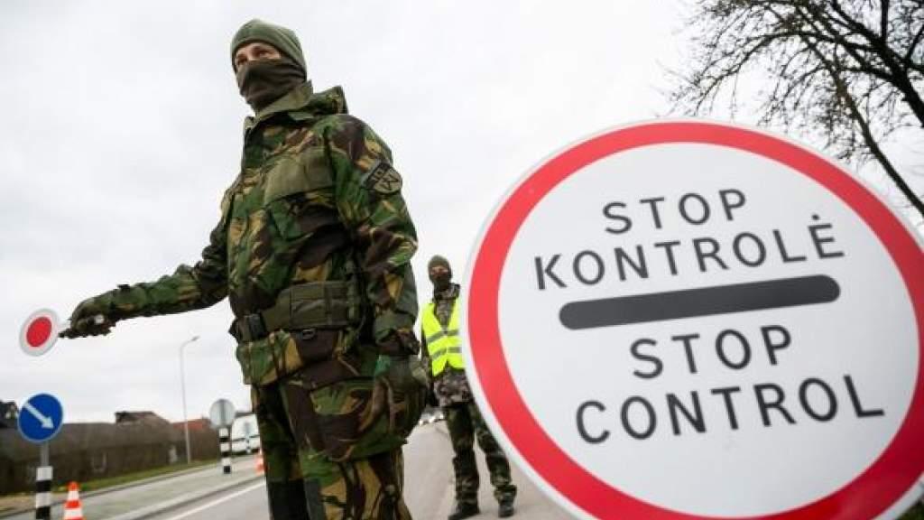 Эксперты при правительстве Литвы предлагают продлить карантин