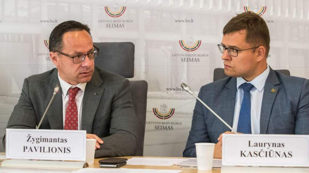 КИД сейма Литвы призывает международные организации содействовать по вопросу А. Навального
