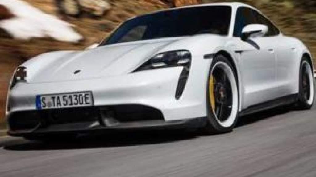 Porsche Taycan установил новый мировой рекорд скорости