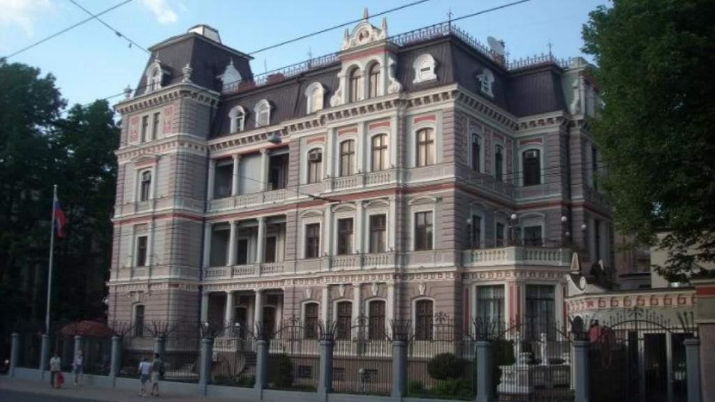 Поздравление посольства РФ с 23 февраля