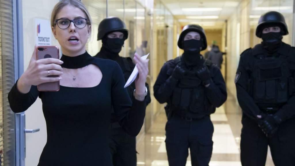 Против Любови Соболь возбудили уголовное дело