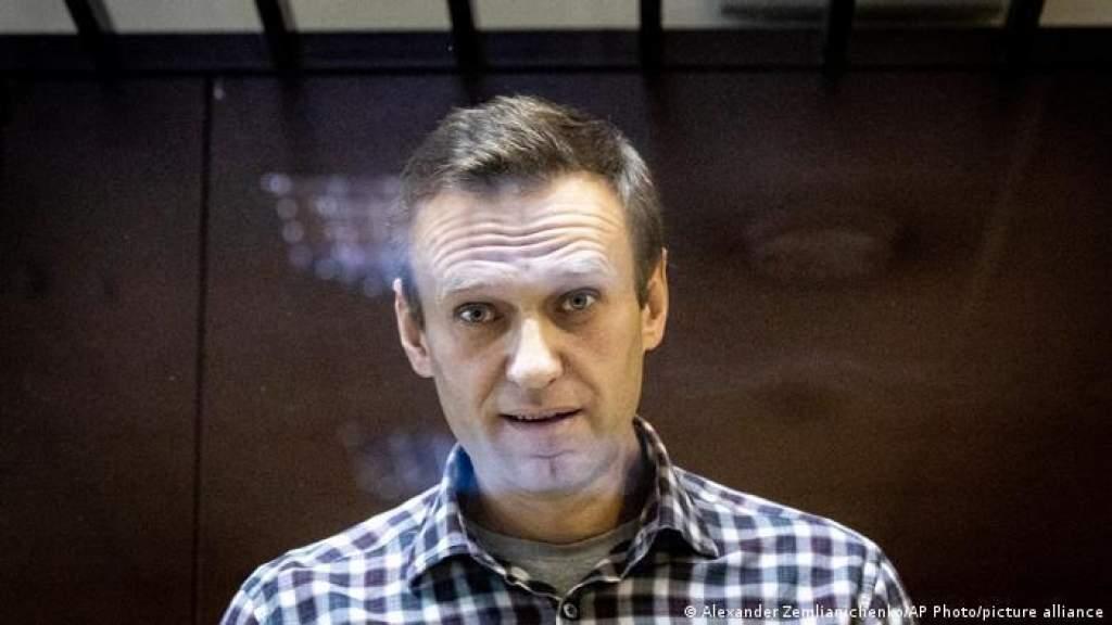 СМИ: Amnesty International отказалась называть Навального узником совести