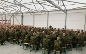 Из-за коронавируса в Силах обороны 800 срочнослужащих находятся на самоизоляции