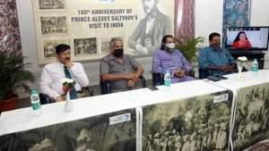 Индийско-российское историческое общество создано на Юге Индии