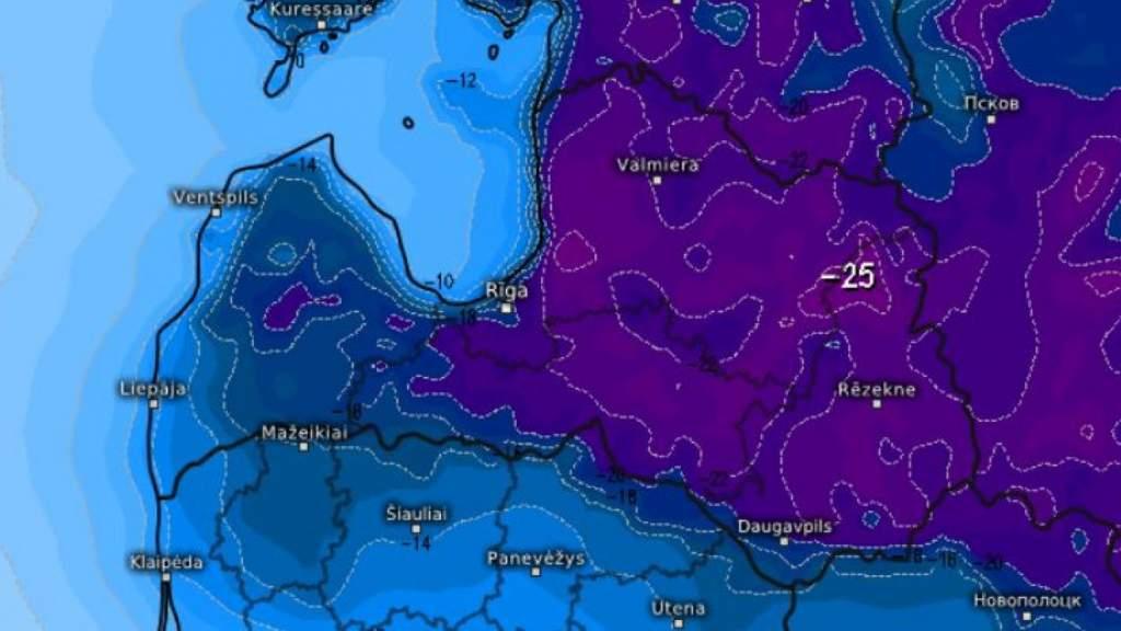 Латвийский метеоролог: прогнозы похожи на попытку убийства весны!
