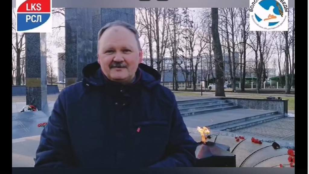 Представители русской общины в Даугавпилсе привели в порядок мемориал защитникам города