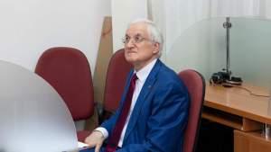 Руководство Приднестровского университета поздравило Вячеслава Никонова с присвоением звания почётного профессора НГЛУ