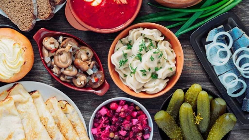 В Китае популярна русская кухня