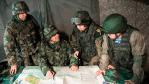 Белорусские военные на учениях отработали штурм населённого пункта