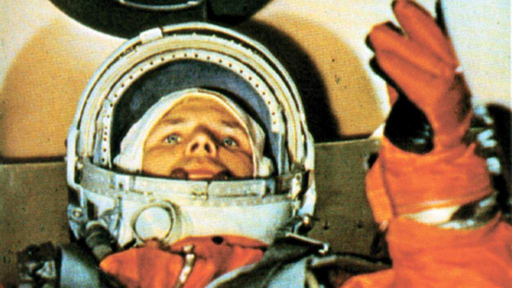 Книгу о полёте Гагарина выпустили в Лондоне