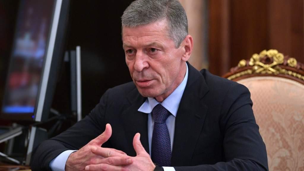 Козак: Россия может встать на защиту своих граждан в Донбассе