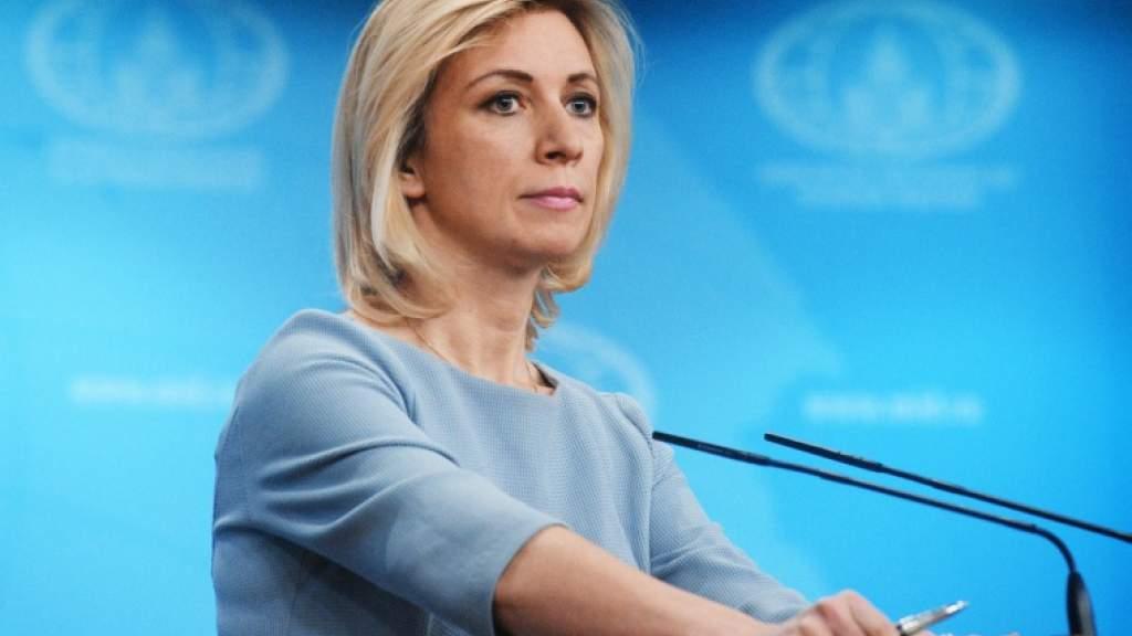Мария Захарова назвала нарушением международного права преследование журналистов в Латвии