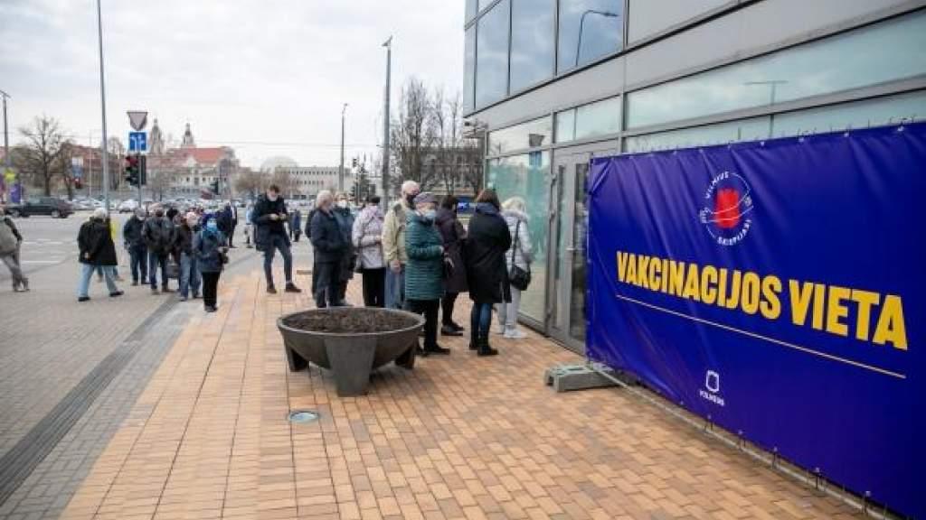 О вакцинации в Литве сегодня, 7 апреля