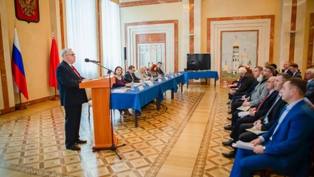 Российским соотечественникам в Белоруссии вручили грамоты ПКДСР