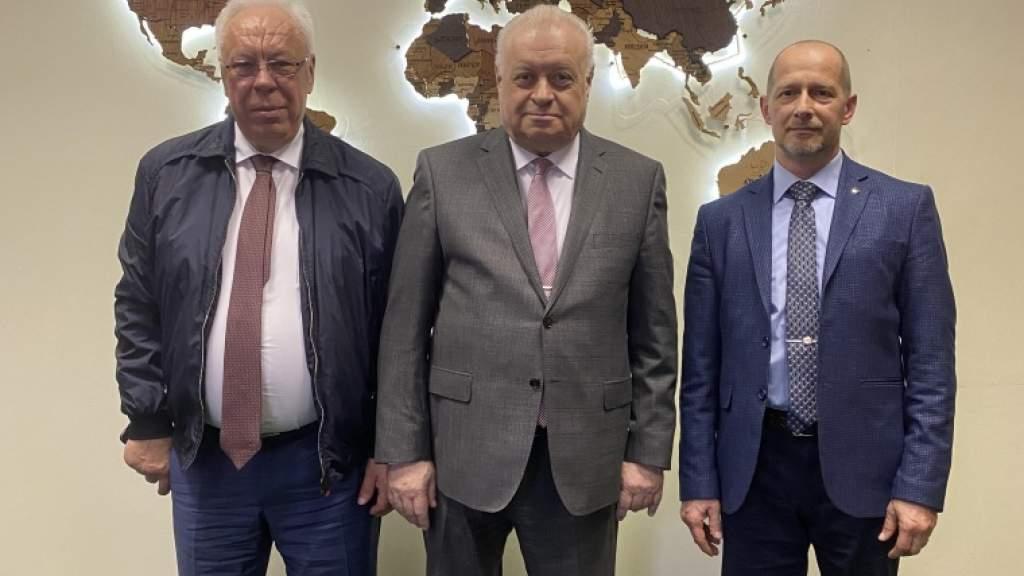 В Правфонде обсудили ситуацию вокруг осужденного в Литве россиянина Юрия Меля