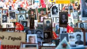 800 тысяч героев пополнили строй «Бессмертного полка онлайн» за две недели