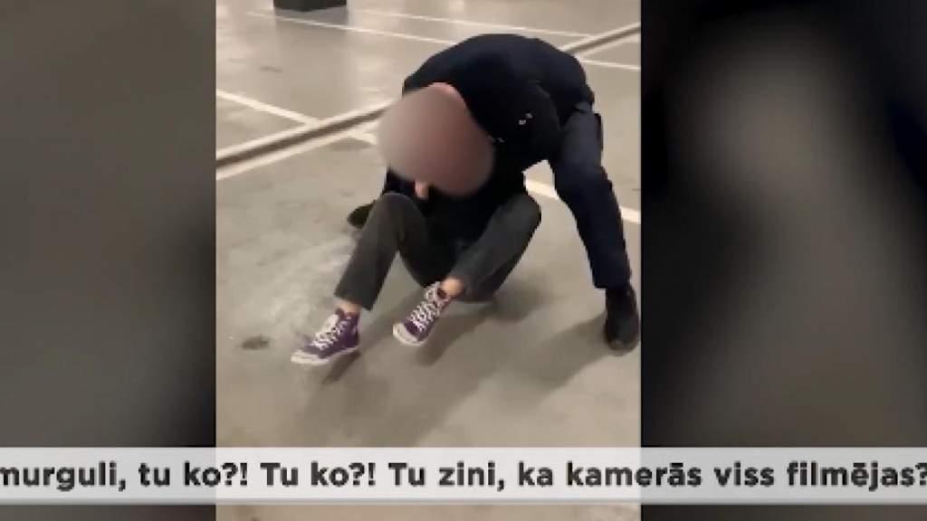Душил, казалось, что шею сломает! Охранника Alfa обвиняют в насилии над ребенком