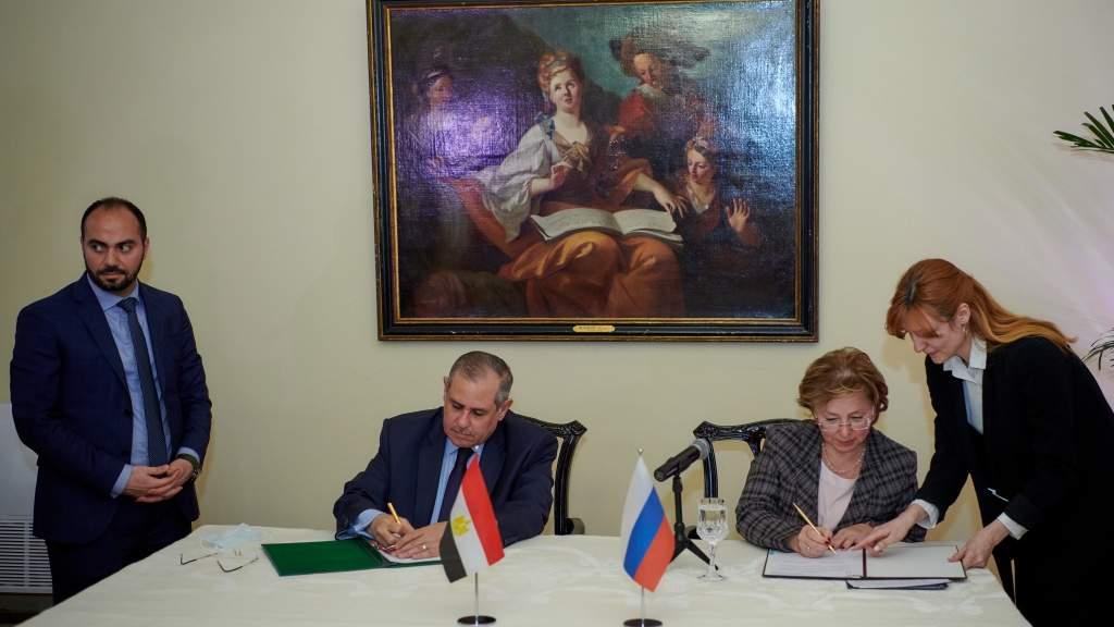 Россия и Египет проведут более 100 мероприятий в рамках Года гуманитарного сотрудничества