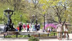 Синоптики рассказали какой будет погода на новой неделе в Латвии