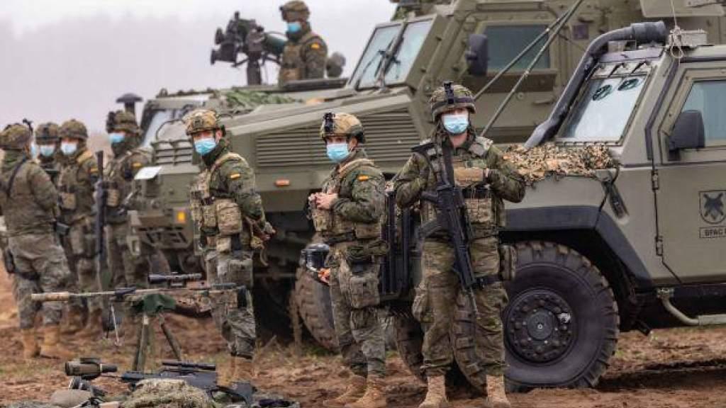В Западной Литве начинаются отчетные военные учения